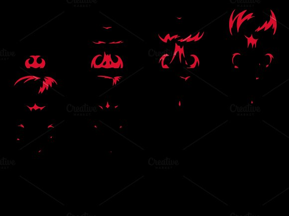 Explosion Special Effect Fx Animation Frames Sprite Sheet Clear Explosion Frames For Flash Animation In Games Video And Cartoon