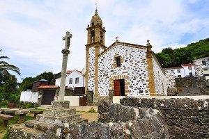 Church of San Andrés de Teixido