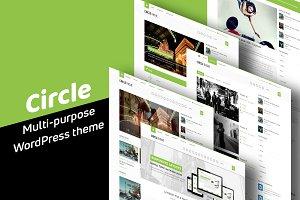 Circle Multi-purpose WordPress Theme