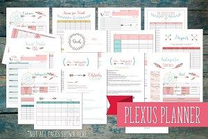 Plexus Planner - Boho Design