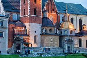 Wawel Royal Cathedral in Krakow