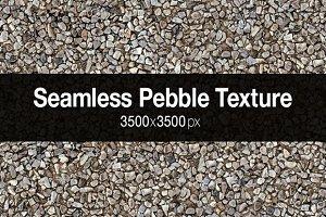 Seamless Pebble Texture