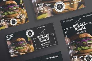 Flyers | Burger House