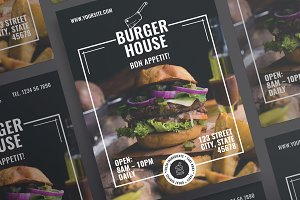Posters | Burger House