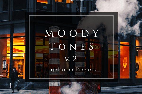 155+ Moody Lightroom Presets