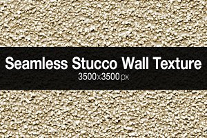 Seamless Stucco Wall Texture