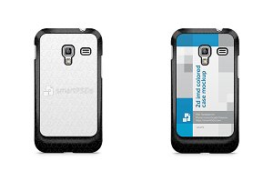Galaxy Ace Plus 2d IMD Colored Case