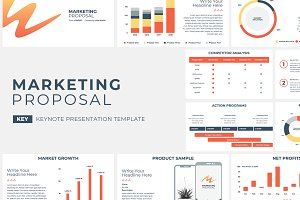 Marketing Proposal Keynote