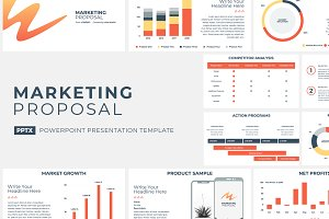 Marketing Proposal PowerPoint