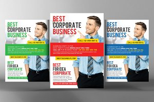 Business Flyer Psd