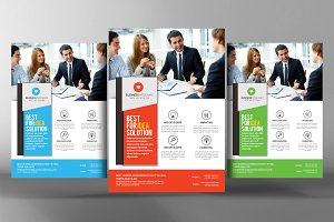 Business Marketing Psd Flyer