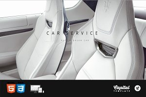 Carzone - HTML Template