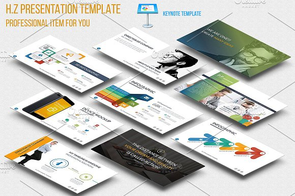 HZ Keynote Presentation Template