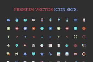 premium vector icon sets