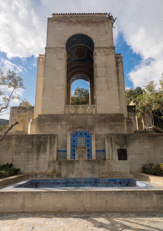 Wrigley memorial and botanic gardens on Catalina Island ...