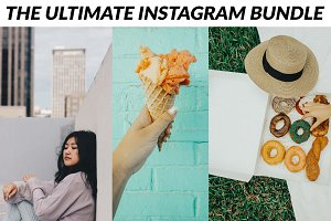 The Instagram LR Preset Bundle