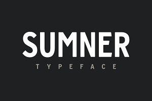 Sumner Typeface