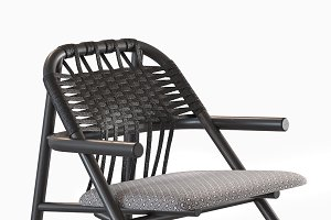 Chair UNAM 19 C By Very Wood