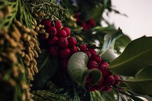 Pacific Northwest Wreath