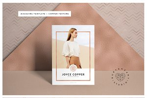 JOYCE Copper Magazine