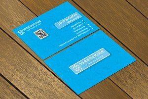 CT010 Creative business card