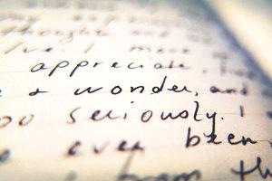 Focus on Wonder