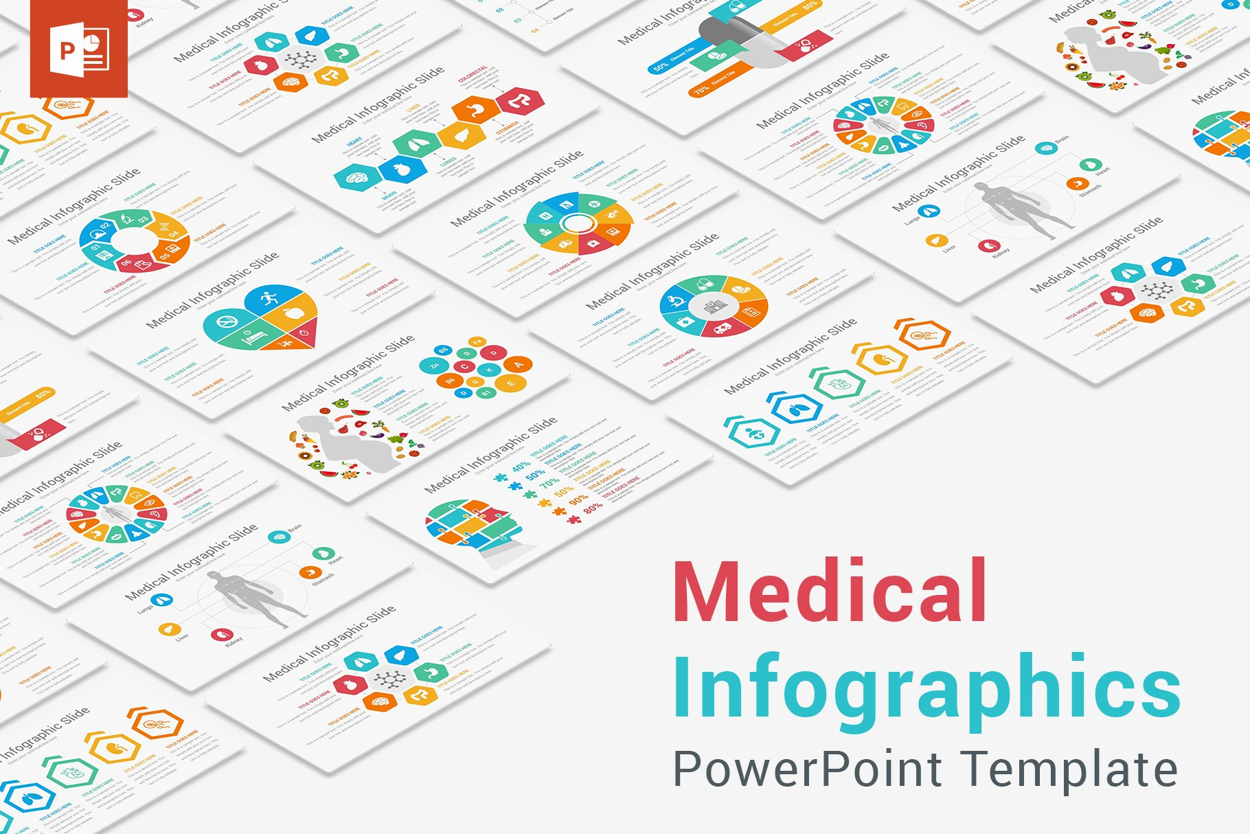 Medical Infographics Powerpoint Powerpoint Templates