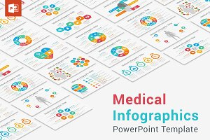 PowerPoint Medical Infographics