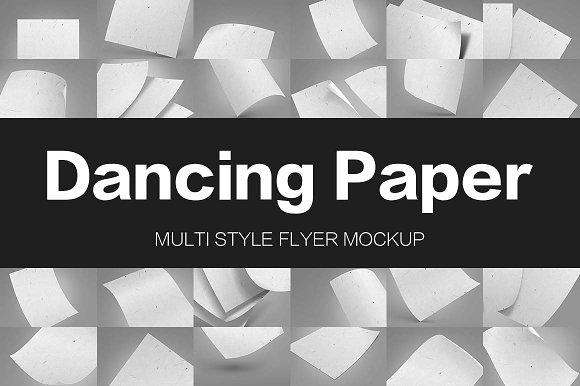 Dancing Paper