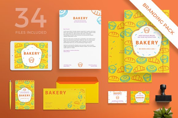 Branding Pack | Bakery