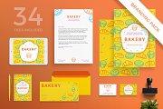 Branding Pack   Bakery