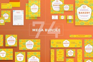 Mega Bundle | Bakery