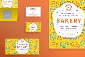Print Pack | Bakery