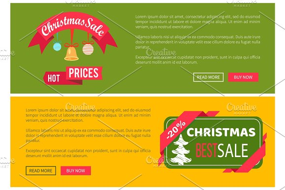 Premium Quality Hot Price Christmas Sale Card
