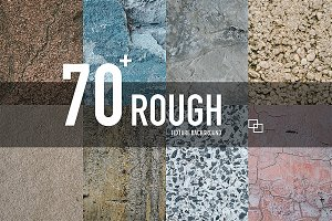 +70 Rough texture background
