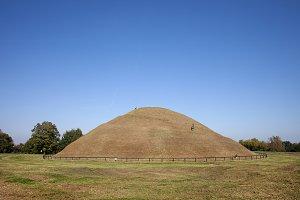 Mound of Krak in Krakow