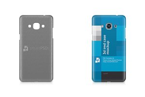 Samsung Galaxy J3 Pro 3d IMD Case
