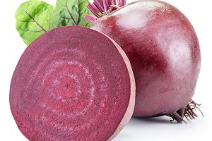 Red beet or beetroot