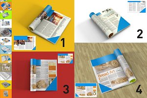 15 Magazines Mock Up  Big Pack-05