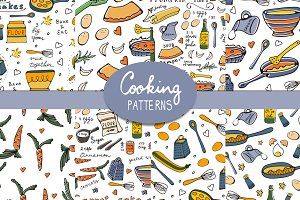 Cooking patterns
