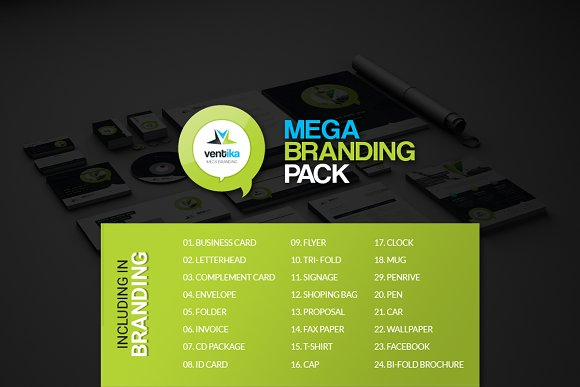 Business Mega Branding Bundle