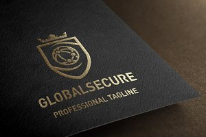 Global Secure Logo