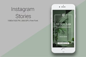 Business Instagram Stories