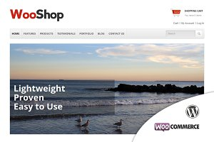 WooShop - WooCommerce Theme