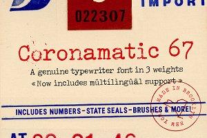 Coronamatic 67