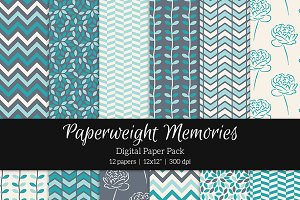 Patterned Paper - Let it go