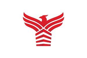 Phoenix Building - Logo Template