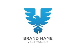 Phoenix Home - Logo Template