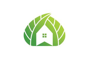 Green House - Logo Template