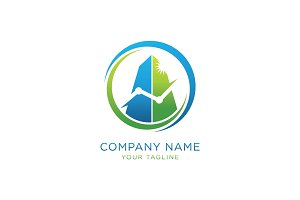 Business Finance  - Logo Template